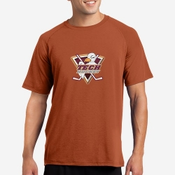 Dry Fit Short Sleeve with Large Logo
