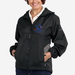 Reebok Ladies Packable Full-Zip Jacket