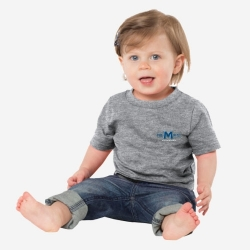 Infant 100% Cotton T-Shirt