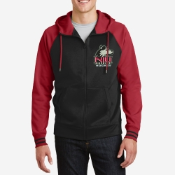 Varsity Fleece Full-Zip Hooded Jacket